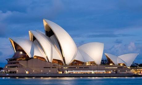 悉尼市区一日游
