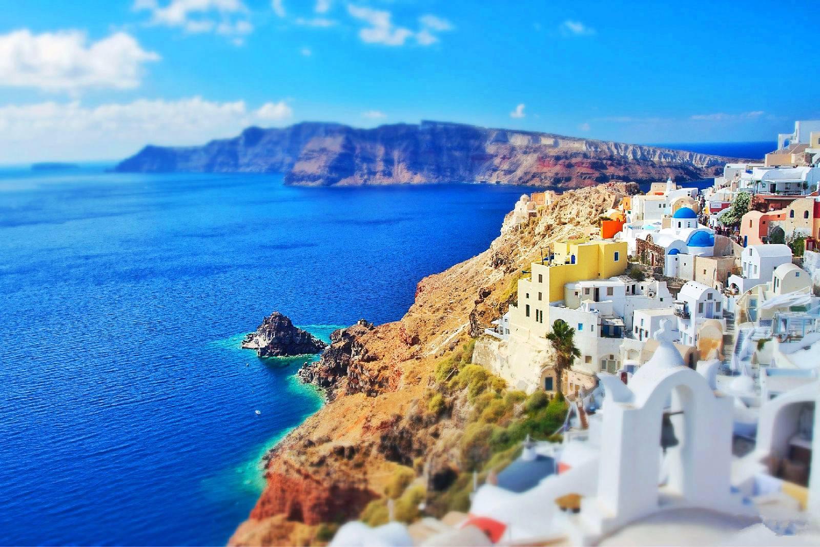 希腊6日浪漫之旅